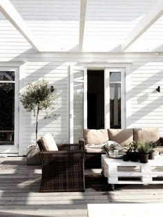 via stil inspiration, patio/deck inspiration.