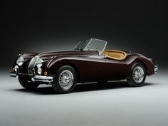 Jaguar XK140 MC LHD 3.4 Roadster - JD Classics