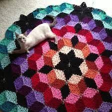 🎃 Resultado de imagem para Dia das Bruxas Ondulação Crochê Bebê Afegão Cobertor -  /   🎃 image result for Halloween Ripple Crochet Baby Afghan Blanket -