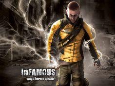 inFAMOUS - Cole