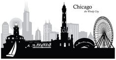 Find Vector Illustration Chicago Illinois Cityscape Silhouette stock images in HD and millions of other royalty-free stock photos, illustrations and vectors in the Shutterstock collection. Chicago Poster, Chicago Map, Chicago Skyline, Chicago Illinois, Southern Illinois, Cityscape Silhouette, City Sketch, Royalty Free Images, Scenery