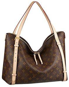 Louis Vuitton Tuileries Monogram Canvas Handbag Shoulder Bag Tote Purse  Louis Vuitton http    b8dd8fc218792