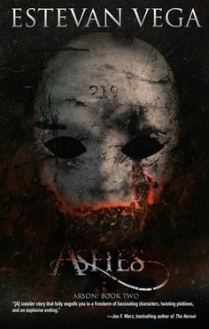 Ashes is the second installment in the Arson Series by Estevan Vega. The full review can be found at my blog: http://whatsbeyondforks.blogspot.com/2011/11/genre-young-adult-psychological.html