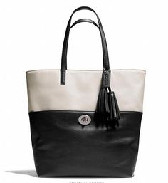 New Coach turnlock tote. We'll take one please.