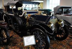 Just a car guy : The wonderful variety of brass era cars at the Nethercutt Museum