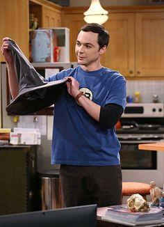 Hahahahahah Sheldon Cooper #TheBigBangTheory -The Lord of the Rings hat