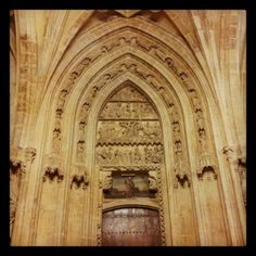 Catedral de Vitoria Gasteiz #euskadi #basquecountry