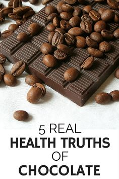 What are the real health facts on chocolate?
