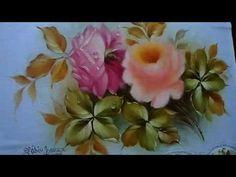 Fábio Souza Nascimento - Pintando uma rosa - YouTube
