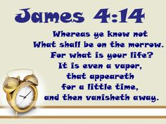 Bible Quotes About Time