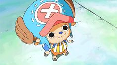 one piece gif | Suite gif One Piece - Baka Laaaaaaaaand ! ♪