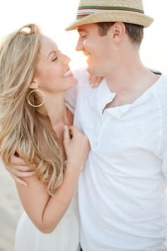 Los Angeles Engagement session from Leila Brewster Photography