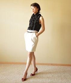 Юбки с карманами: прямые и пышные, длинные и мини, карандаш, солнце, трапеция, с накладными и боковыми карманами