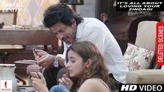 It's All About Loving Your Zindagi – Kaira's Style – Deleted Scene – Alia Bhatt, Shah Rukh Khan – Gossip Movies