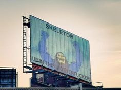 Skeletor! (Land Of Cool tumblr) #amazing #geek