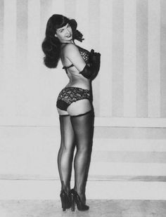 ♥ Bettie Page