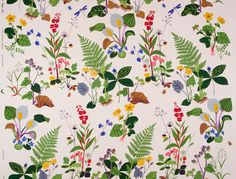 Love this pattern.   svenskt tenn tapet - Google Search