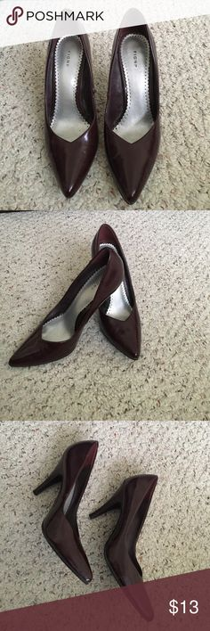 Oxblood pumps Patent, oxblood pumps FIONI Clothing Shoes Heels