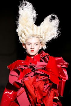 Comme des Garçons Spring 2015 Ready-to-Wear - Collection - Gallery - Look 1 - Style.com