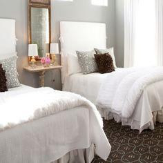 Carpet bedrooms luxurious