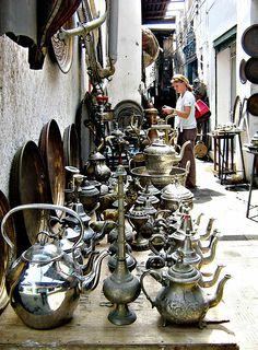 Medina Qadima (old city)   Tripoli_Libya