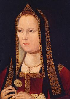 Queen Elizabeth of York, Mother of Margaret, Arthur, Henry, and Mary Tudor | by lisby1