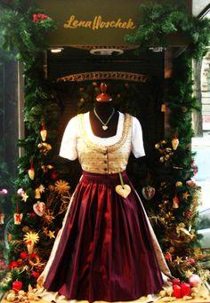 christmas dress by Lena Hoscheck