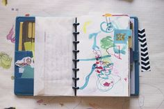Arc DIY Planner and downloadable templates.