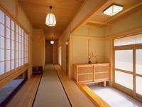 タタミ敷玄関ホールがある平屋の家 | 施工事例 | 大河内工務店
