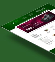 Портфолио: Информационный сайт полиграфии «Вис»  Что было сделано: Создано информационный сайт полиграфии «Вис»  Адрес сайта: http://www.vis.km.ua