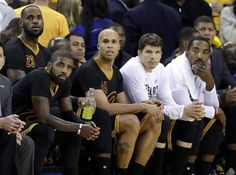 OAKLAND, CA/June 5, 2017 (AP)(STL.News) — LeBron James and the Cleveland Cavaliers are headed home in a familiar spot after the first two games of the NBA Finals.    Rather than reach back to last year's championship comeback for a confidence boost...