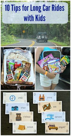 Tips and hacks for family road trips and long car rides - games, activities, snack ideas, how to pack and fun ways to keep the kids busy! ideas for kids car Road Trip Checklist, Road Trip Packing, Road Trip Essentials, Road Trip With Kids, Family Road Trips, Travel With Kids, Family Travel, Family Vacations, Car Ride Games