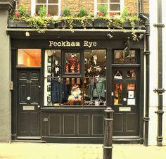 Peckham Rye Newburgh Street, fine tailoring shop, Soho, London (Off Carnaby Street) | Flickr - Photo Sharing!