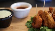 Tarifi için tıklayın;    www.yemek.mynet.com/sipsak-tarif-iki-soslu-cilgin-tavuk-1143524