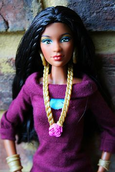 Revenge of the Toy Box: Out of the Box: Prettie Girls Dahlia (One World Do...