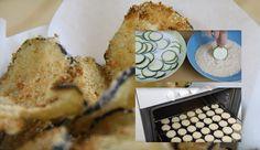 Křupavá pochoutka pro zdravé lenošení: Vyzkoušejte tyto domácí cuketové chipsy