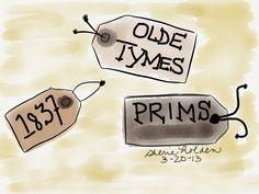 Prim tags (53 Paper)
