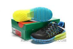 ac4771a63064fd Authentic Nike Air Max 2017 3D Black Blue Green For Sale HZZTjt
