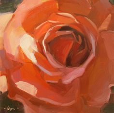 Carol Marine rose. I can get lost in this.