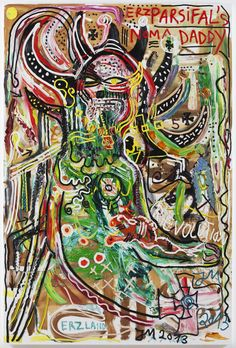 JONATHAN MEESE..NUTTY BUT INCROYABLE & BRILLIANT•■♡■•