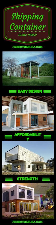 freecycleusa.com How To Build A Shipping Container Home.