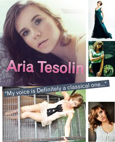 Check out the story of this talented multi genre named @ariatesolin  Canadian singer in Hottest New Artist The Book today! She's...