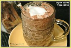 English Toffee Cappuccino 009