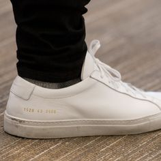 The New Alternative to Bright White Sneakers Is Here | GQ