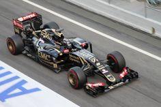 Formule 1 : Grosjean se voit dans les points à Sepang