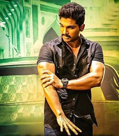 Image may contain: 1 person, indoor Dj Movie, Movie Photo, Allu Arjun Hairstyle, Indian Army Wallpapers, Allu Arjun Wallpapers, Telugu Hero, Allu Arjun Images, Dj Remix Songs, Bollywood Posters