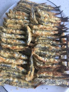 Baked Non-Smell Anchovies Shellfish Recipes, Arabic Food, Turkish Recipes, Fish Dishes, Everyday Food, Fish And Seafood, Food Pictures, Food Videos, Food And Drink
