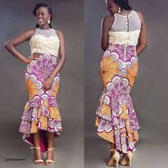 African Styles for Owambe - Chimnaza African Inspired Fashion, Latest African Fashion Dresses, African Men Fashion, African Print Dresses, African Lace, African Wear, Styles Ankara, Africa Dress, Ankara Dress