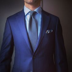 paul-lux:      Suit in a Dormeuil Amadeus fabric     Finamore shirt     Drake's tie     Rota PS