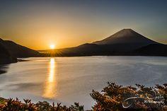 Como fotografar o pôr do sol